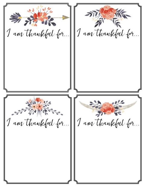Printable Cards Can Save You Time and Money